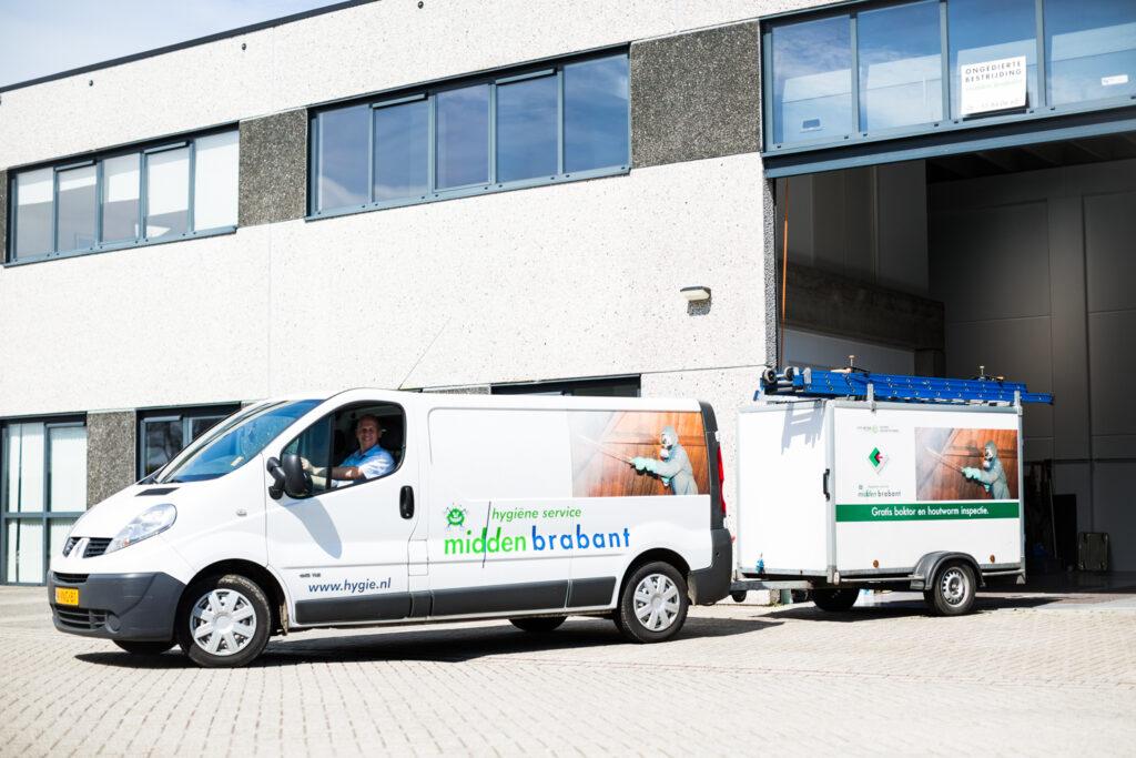 bedrijfspand Oosterhout